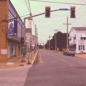 Alexandria, Louisiana: Lee Street in 2014