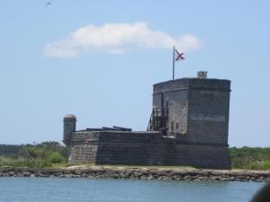 Fort Matanzas. Photo courtesy of the author.